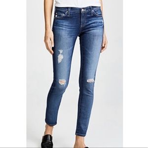 AG Adriano Goldsmidt The Legging Ankle Skinny Jean